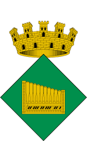 Escut Ajuntament d'Organyà.