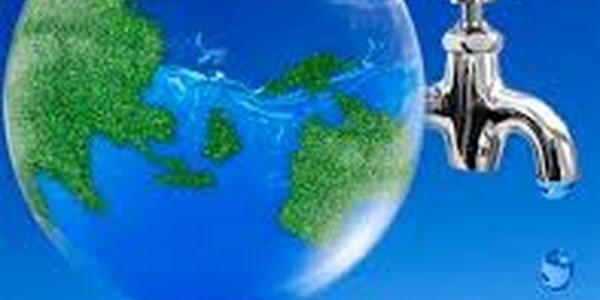 Dia mundial de l'aigua.