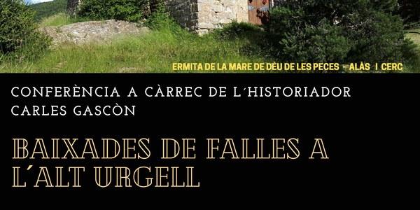 """""""Baixades de falles a l'Alt Urgell"""""""