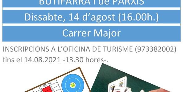 Campionat de Butifarra i Parxís