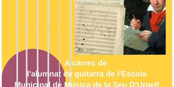 Concert Homenatge a L. v Beethoven