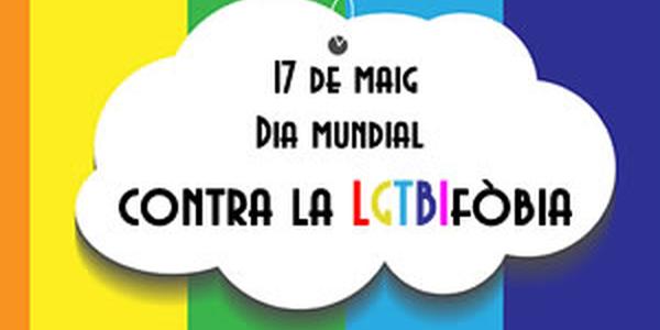 Dia Internacional Contra l'Homofòbia, la Transfòbia i la Bifòbia