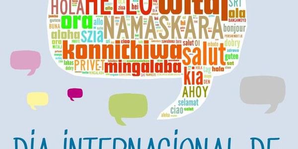 Dia internacional de la llengua materna.