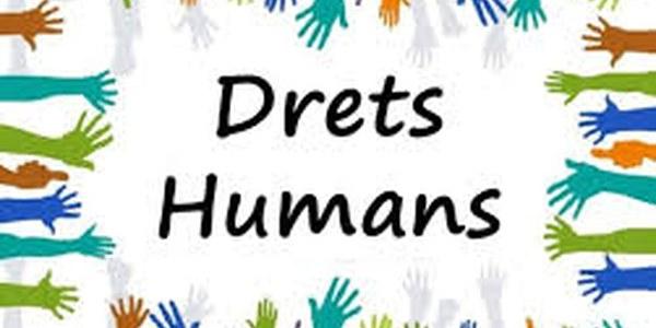 Dia internacional dels drets humans.