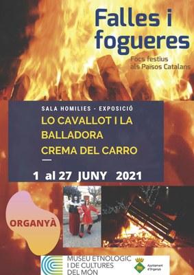 Exposició 'Falles i fogueres. Focs festius als Països Catalans'