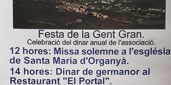 FESTA DE LA GENT GRAN