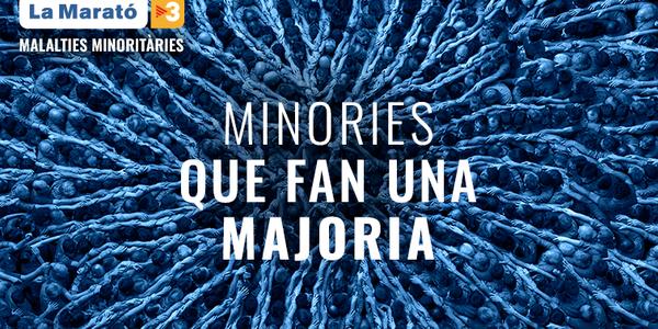 La Marato 2019.  Malalties minoritàries
