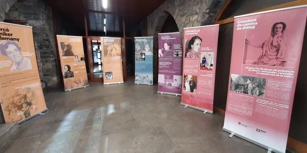 Mercè Pàniker i Alemany. Una vida d'emprenedoria i feminisme
