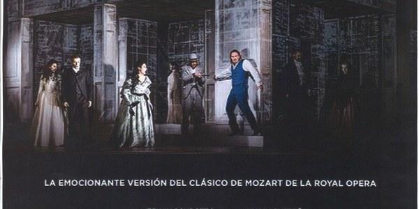 Òpera Don Giovanni, a Cinemes Guiu