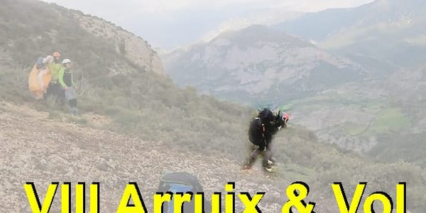 VIII Arruix & Vol Organyà 2019