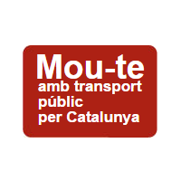 Mou-te amb transport públic per Catalunya