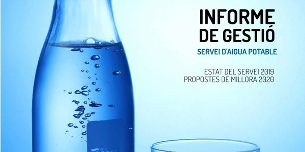 Servei d'Aigua Potable d'Organyà.