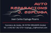Auto-reparacions J. Espluga