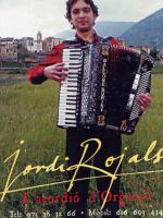 Jordi Rojals. Acordió en directe